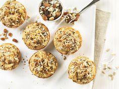 Morning Glory Bran Muffins - All-Bran Cake Aux Raisins Secs, Muffins Sans Gluten, Raisin Sec, Morning Glory Muffins, All Bran, Good Food, Yummy Food, Delicious Recipes, Bran Muffins