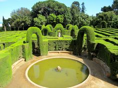 The Labrynth of Horta - Unusual Things to Do in Barcelona