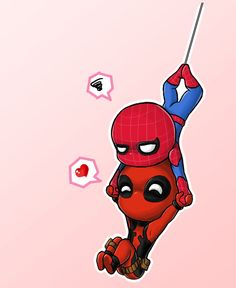 funny deadpool and spiderman - Google Search