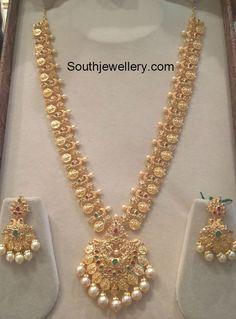 Gold Jewelry Design In India Indian Jewellery Design, Latest Jewellery, Jewelry Design, Jewellery Diy, Luxury Jewelry, Marriage Jewellery, Fashion Jewelry, Jewellery Shops, Silver Jewellery