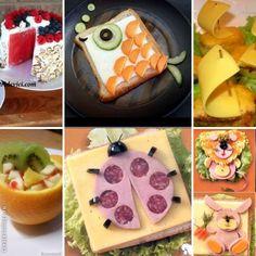 Блюда к детскому празднику — Кладовочка идей