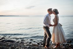 Destination Wedding: Serenity Cottage, Georgian Bay, ON (August 2019)• Natural Wedding Photos by Saidia Photography (www.saidia.ca) #ottawaweddingphotographer