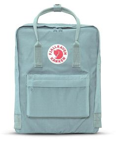 The Kanken backpack by Fjallraven, is a Scandinavian design classic and a modern must-have. Coming in an array of colours and sizes,there's a Kanken to suit everybody and every mood. Details: - Top ca Mochila Kanken, Re Kanken, Soft Grunge, Grunge Style, Tumblr Outfits, Adidas Adicolor, Fjällräven Classic, Mochila Adidas, Bags Travel