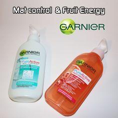 Review Mat control & Fruit Energy de Garnier
