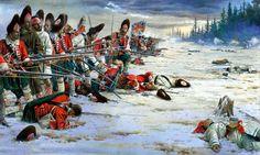 British; 78th Foot, Grenadier company,Sillery, Quebec, 1760