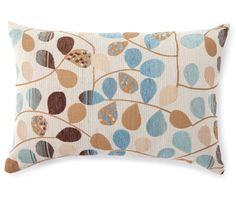 "Bayberry Spa Throw Pillow, (14"" x 20"") at Big Lots."
