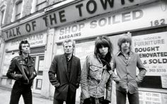 Photo Chrissie Hynde in 1980 | Chrissie Hynde remembers being a young Pretender, 1980