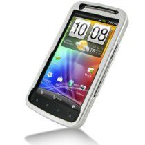 HTC offer Aluminum Silver Metal Case for HTC Sensation 4G Z710e / HTC Sensation XE. This awesome product currently limited units, you can buy it now for  $37.99, You save - New