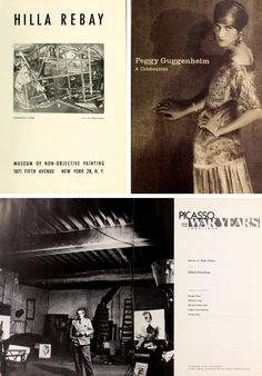 Over the last few years, the Guggenheim Museum has slowly released an impressive library of modern and historic art books in collaboration with the Internet Archive. The rare and out-of-print titles include books about Pablo Picasso, Roy Lichtenstein, Paul Klee, Jenny Holzer, Joseph Cornell, as well