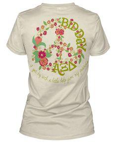 Alpha Xi Delta Bid Day T-shirt-Maybe next year?