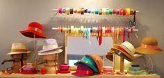 À l'atelier-boutique de La cerise sur le chapeau à Paris #lacerisesurlechapeau #chapeau #hat