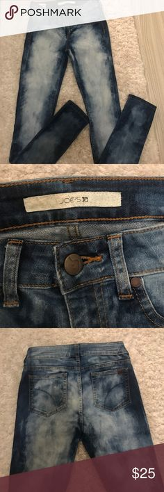 Joes Jeans Cute style of jeans is in great condition. NEVER WORN. Purchased at Nordstrom. Kids 14 or an adult xs. Joe's Jeans Pants Skinny