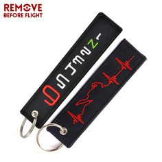 Find More Key Chains Information about Fashionable Embroidery Chain Keychain Cool Biker Heartbeat Keychain for Motorcycles Cars Key Chains  6 5 4 3 2 N Stalls Key Tag,High Quality fashion keychain,China keychain fashion Suppliers, Cheap keychain for motorcycle from REMOVE BEFORE FLIGHT Official Store on Aliexpress.com