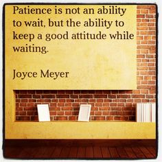 Joyce Meyer #quote on keeping the right attitude.