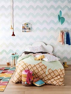 Colors in kids room