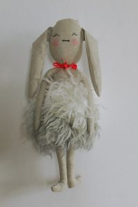 bunny doll // love everything from this girl!