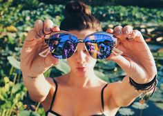 Vem buscar seu Dior Mirrored nas Óticas Wanny: www.oticaswanny.com #compreonline #dior #mirrored #oculosdesol #sunglasses #oticaswanny