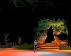 """Check out new work on my @Behance portfolio: """"SCENOGRAPHY: The Tempest"""" http://be.net/gallery/37690717/SCENOGRAPHY-The-Tempest"""
