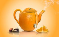 In a new study an international team of researchers analyzed data from the Dani Orange Tea, Blood Orange, Pink Gel Nails, International Teams, Delicious Fruit, Chocolate Orange, Nutrition Information, Home Remedies, Bom Dia
