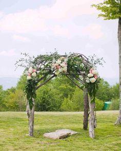 Spring Wedding Arch Decorations 19