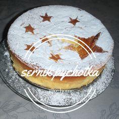 przepis na sernik puszysty lekki Dom, Cheese, Baking, Cake, Bakken, Kuchen, Backen, Torte, Cookies