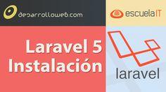Ha llegado la hora de dominar el desarrollo web con Laravel 5. En este vídeo te enseñamos a instalar el framework PHP: https://youtu.be/1tnH7HVMlek