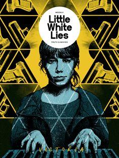 Little White Lies - Victoria - Nick Taylor // Illustration