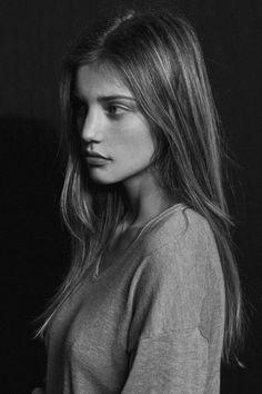 backspaceforward: Astrid Baarsma @ Next Models by Richard Bakker