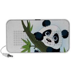 Panda Travel Speakers