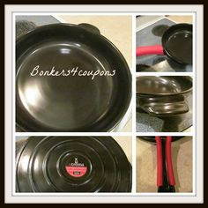 "Xtrema 12"" Skillet Review. ""Overall I loved this skillet and I use this often to make all my meals for my family.""  Giveaway startsJan 25th! http://bonkers4coupons.com/xtrema-ceramic-12-skillet-review/"