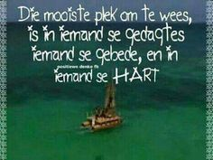Enjoy! Afrikaanse Quotes, Goeie Nag, Inspirational Prayers, Faith In Love, Bible Verses, Me Quotes, First Love, Sayings, Sharpie