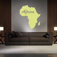 "Wandtattoo ""Afrika"" - 9,95€"
