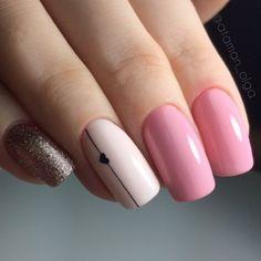 Top 100 gel nail art part 4 - Gentle nails photos Nail Art Gel Nails Art gel nails Gel Nail Designs 2018 Heart Nail Designs, Best Nail Art Designs, Gel Nail Art, Gel Nails, Acrylic Nails, Nail Art Design Gallery, Romantic Nails, Gel Nagel Design, Nagellack Trends