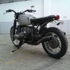 R100GS - Sreet tracker / scrambler thing.... - Page 15 - ADVrider