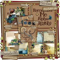 Remember Me Super Saver Bundle by Designs available Super Saver, Digital Scrapbooking, Maine, Gift Wrapping, Holiday Decor, Albums, Inspiration, Studio, Fall