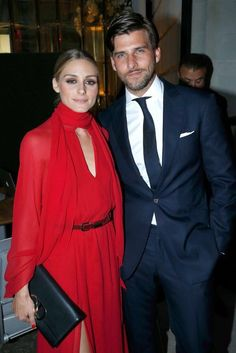 Actress Olivia Palermo and her husband model Johannes Huebl attend the Amfar Paris Dinner - Stars gather for Amfar during the Haute Couture Week - Held at The Peninsula Hotel on July 2016 in Paris, France. Estilo Olivia Palermo, Olivia Palermo Lookbook, Olivia Palermo Style, Couture Week, Divas, Johannes Huebl, Dinner In Paris, Stylish Couple, Fashion Couple