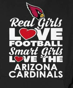 Arizona Cardinals Lady Fans! AZ LadyBirds Jan. 2016