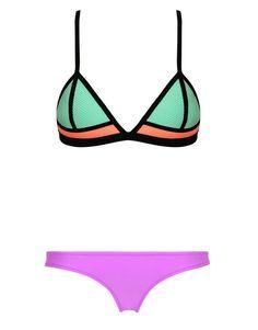 54 Best Triangl Swimwear images   Bikini, Swimsuit, Swimwear 2e6ab3d2537