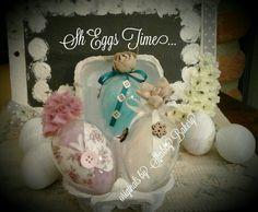 La mia Pasqua tutta shabby...