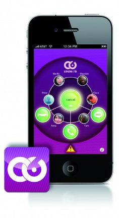 Apps Against Abuse | Circle 6 makes it quick and easy to reach your circle of supporters and let them know where you are and what you need; On Watch allows you to check in with friends, call 911 or campus police with two touches of a button, set countdown timers that send messages and GPS information automatically if events or activities don't go according to plan...