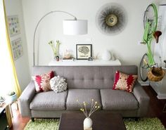 Small Space Lessons: Floorplan & Solutions from Joanns Truly Happy Home - Apartment Therapy Main
