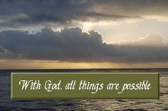 Trust in Him always!!!