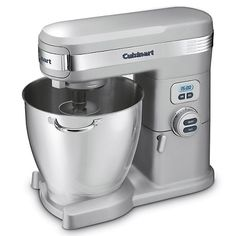 We love this Cuisinart Stand Mixer from HSN.com! Shop from the comfort of your own home for high quality products! #HSN #Mixer #appliances