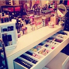 Dream make up set #inlove