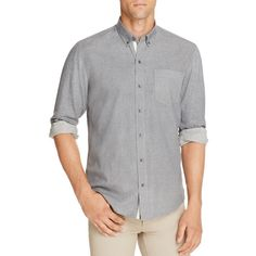 Enrique Button Down Shirt | Men's Fashion | Pinterest