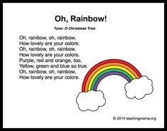 Oh, Rainbow!