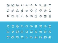 60 Vicons - Free Icon Set