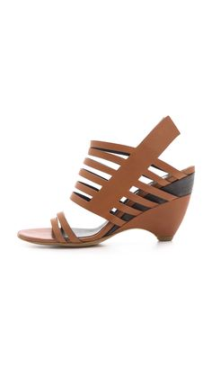 498464c9954 Vic Matie Low Heel Banded Sandals