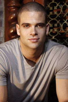 Mark Salling gives me glee every time I look at him.