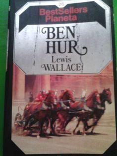 Libro BEN HUR (LEWIS WALLACE)